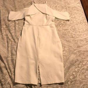 Gorgeous Size Small White Gianni Bini Dress